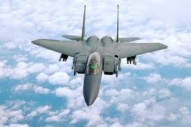 F-15C a USAF air superiority fighter, nicknamed the Eagle (1970s-Present). (Courtesy of the US Air Force)