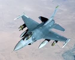 F-16USAF multi-role fighter, nicknamed the Fighting Falcon or Viper (1980s-Present). (Courtesy of the US Air Force)